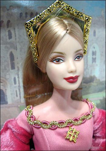Кукла барби от мателл princess of england barbie
