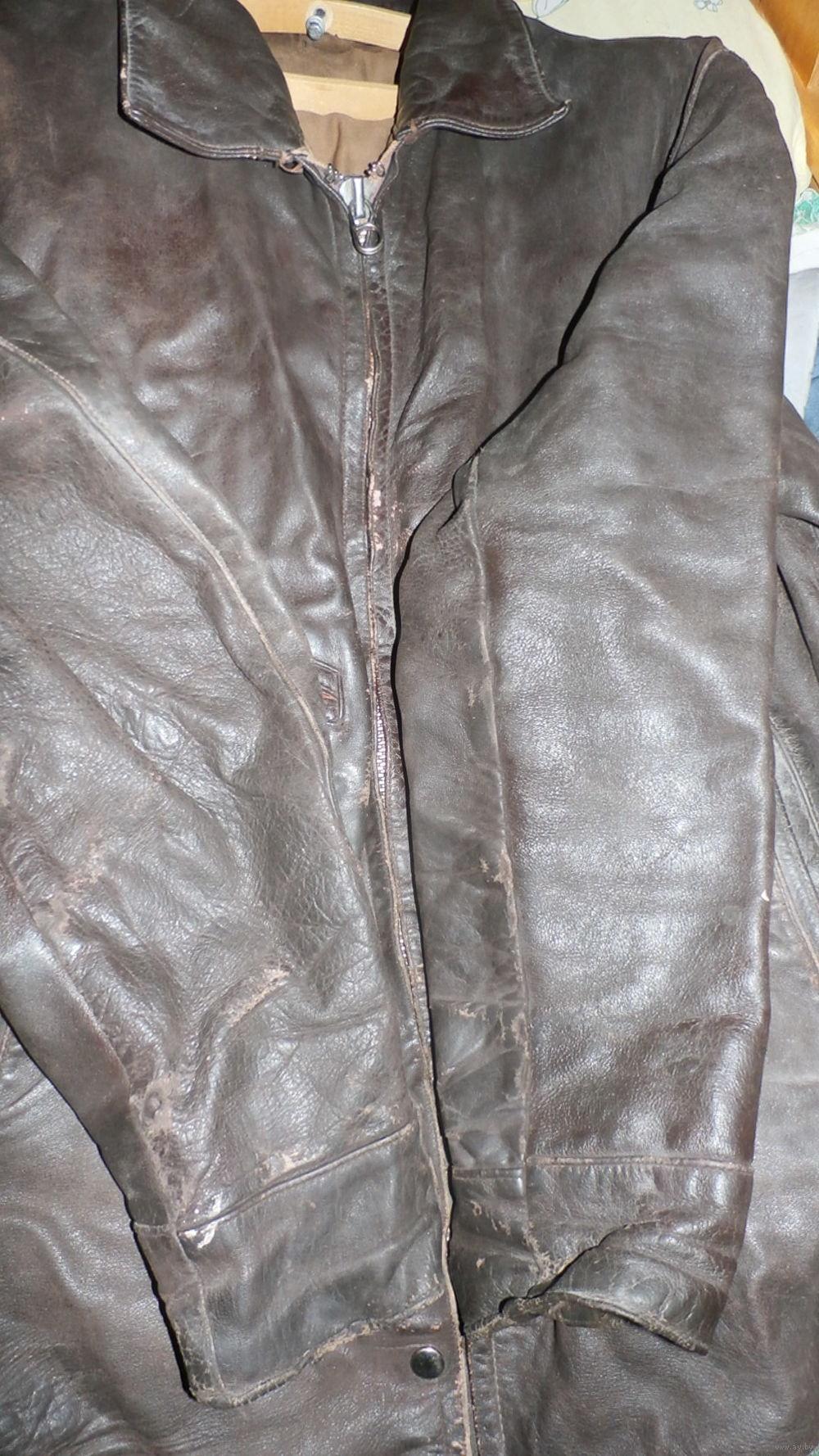 Летные Кожаные Куртки Ввс Ссср Купить