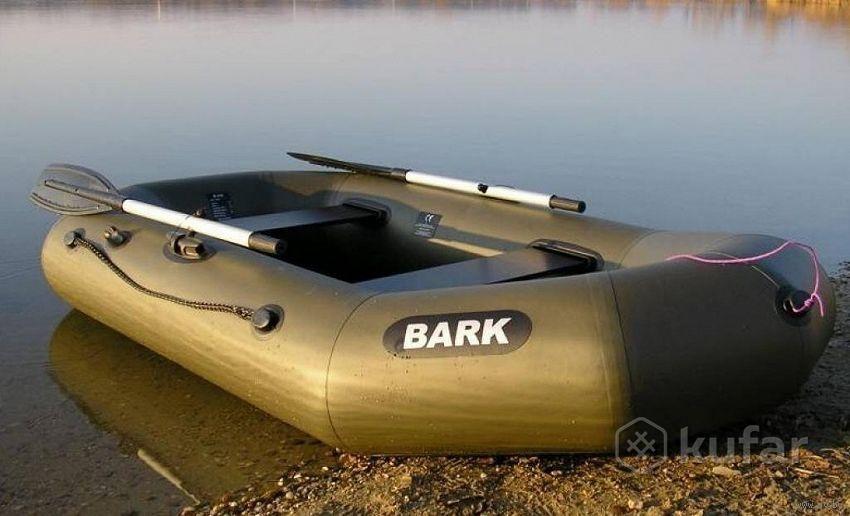 лодка bark чернигов