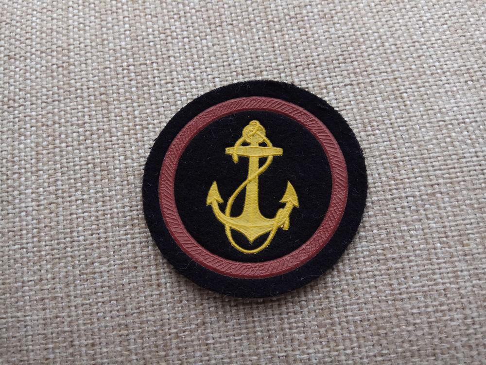 пехоты со морской вышивки схема знаком