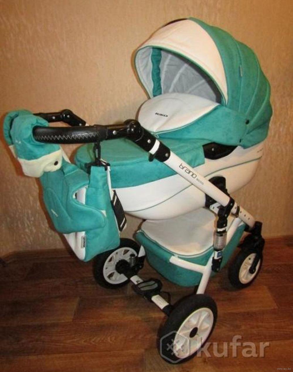 Детская коляска Riko Brano Ecco 2 в 1. Купить в Минске — Детские ... e5ccca04110a8