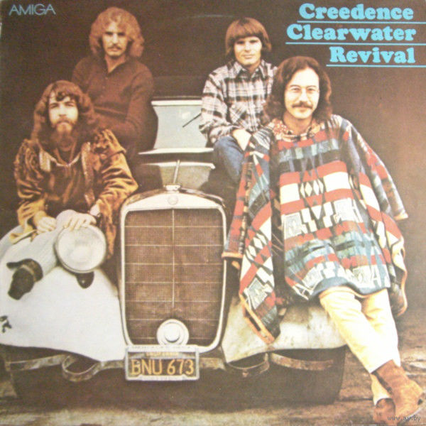 case study creedence clearwater revival