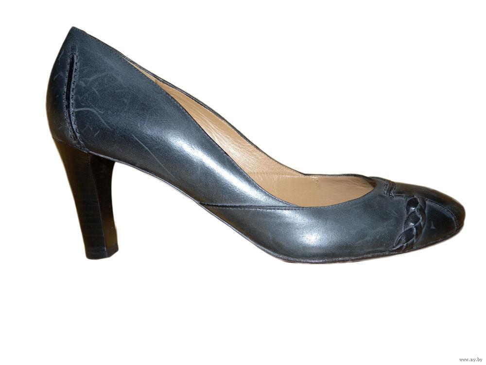 1ec83ec94 РАСПРОДАЖА!!! СКИДКА 50 %!!! Винтажные кожаные туфли французского бренда.  Купить в Минске — Женская обувь Ay.by. Лот 5011146624