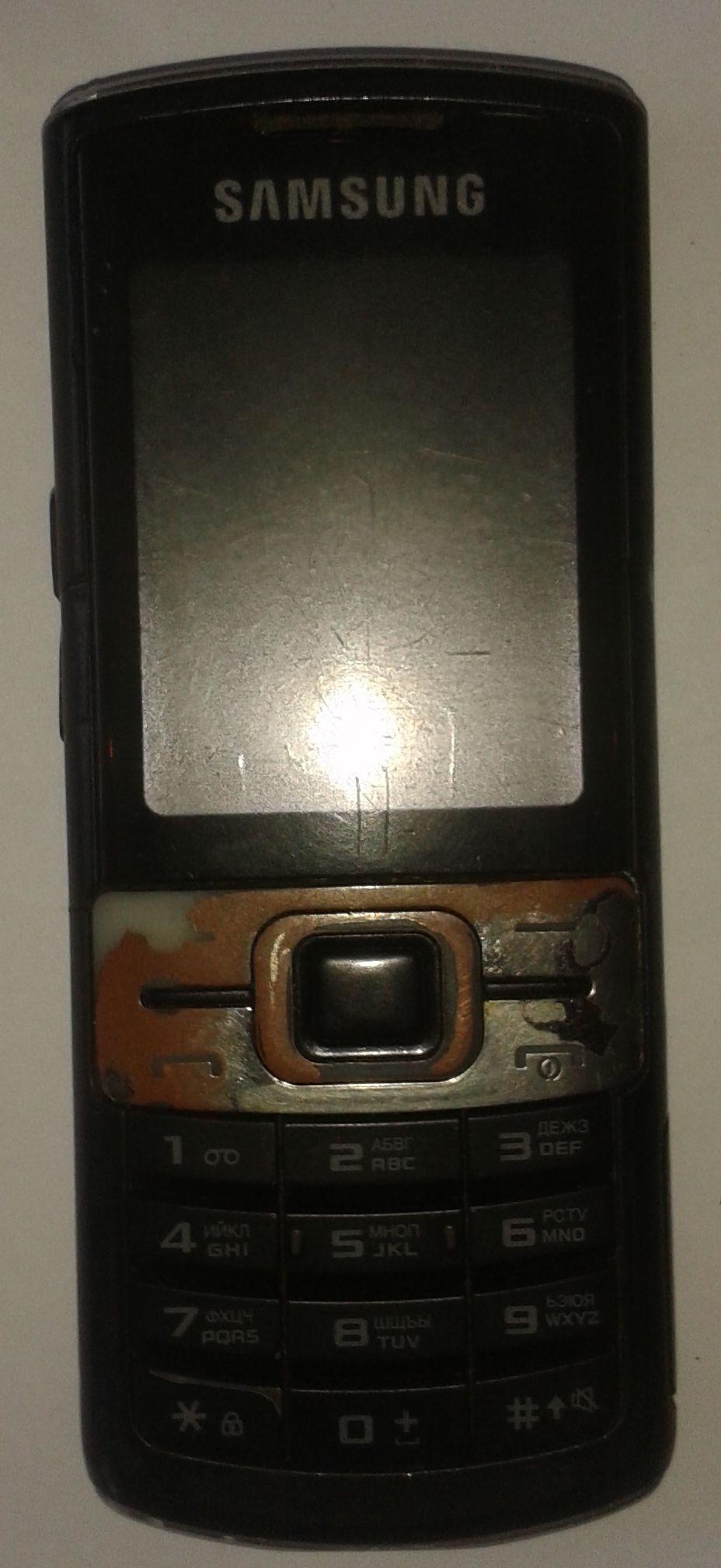 95526dab1c267 Мобильный телефон Samsung GT-C3011. Купить в Минске ...