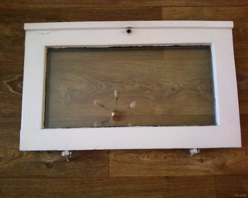 Форточка своими руками для деревянной рамы 983