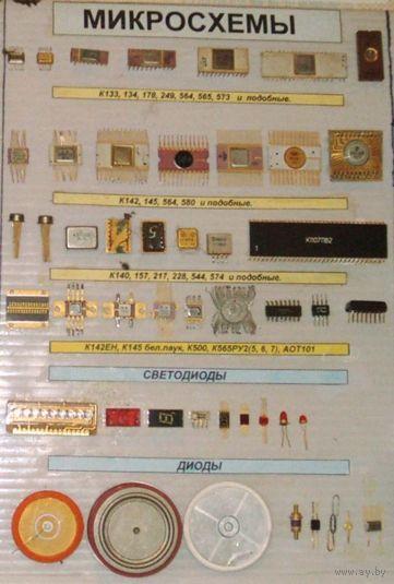Где продать конденсаторы км