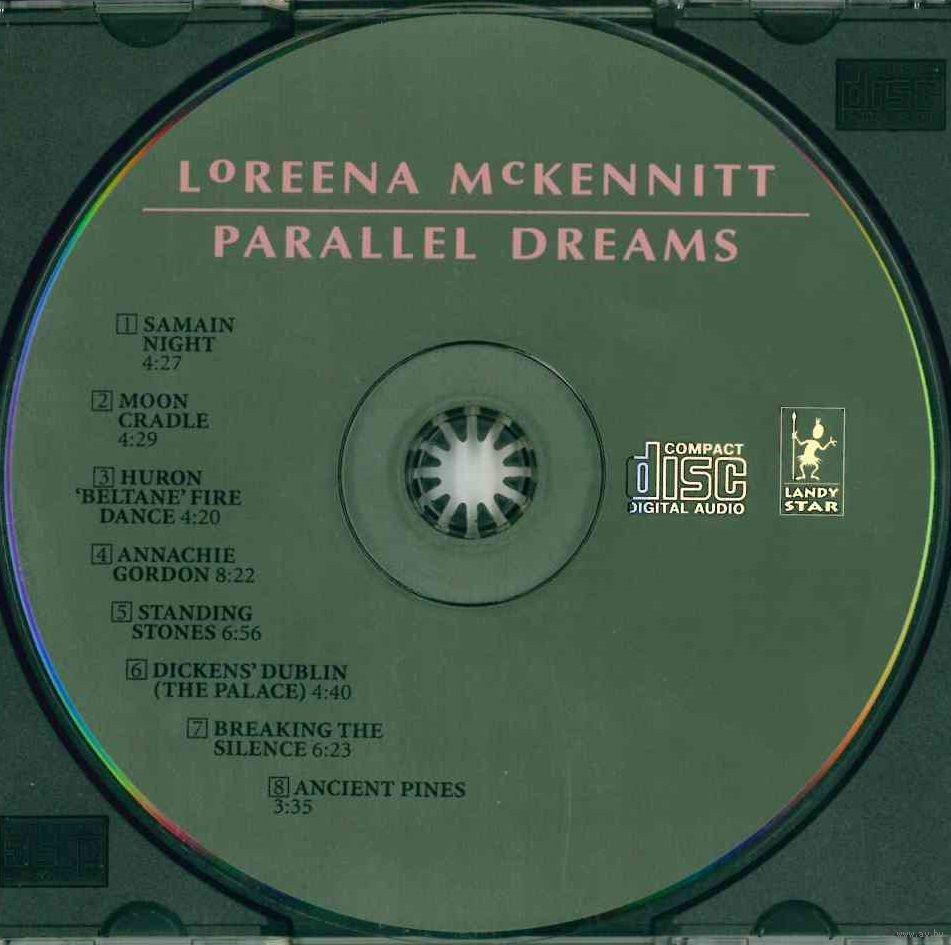 Loreena McKennitt The Old Ways перевод